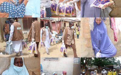 SAFE Foundation Sanitizes Kano and Kaduna